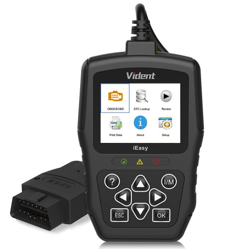 [7% Off £34] VIDENT iEasy300 Pro CAN OBDII/EOBD Code Reader