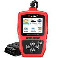[UK/EU Ship] Vident V301 Multi System Scanner for VW Audi Skoda Seat OBD2 Automotive Scanner OBD Code Reader