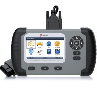 [Ship from UK No Tax] VIDENT iAuto700 Professional All System Scan Tool Support Oil Light Reset/EPB/BRT/DPF